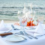 Wyndham Hotels - oceanview restaurant